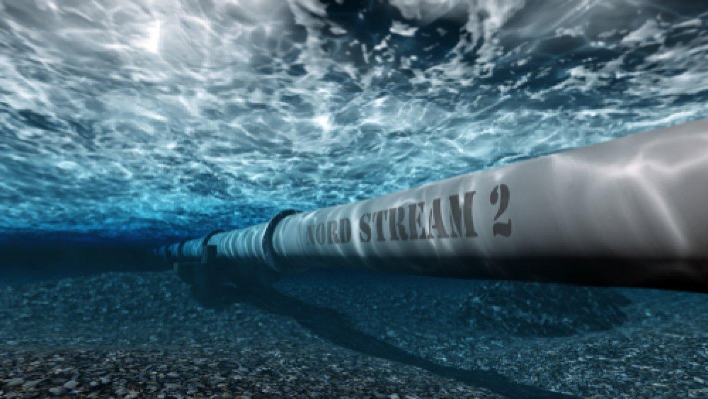 Ρωσία: «Θα ολοκληρώσουμε μόνοι μας τον αγωγό Nord Stream 2»