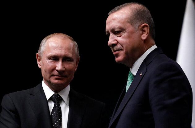 Η Ρωσία «ανησυχεί» για την κλιμάκωση της κατάστασης στην Ανατολική Μεσόγειο