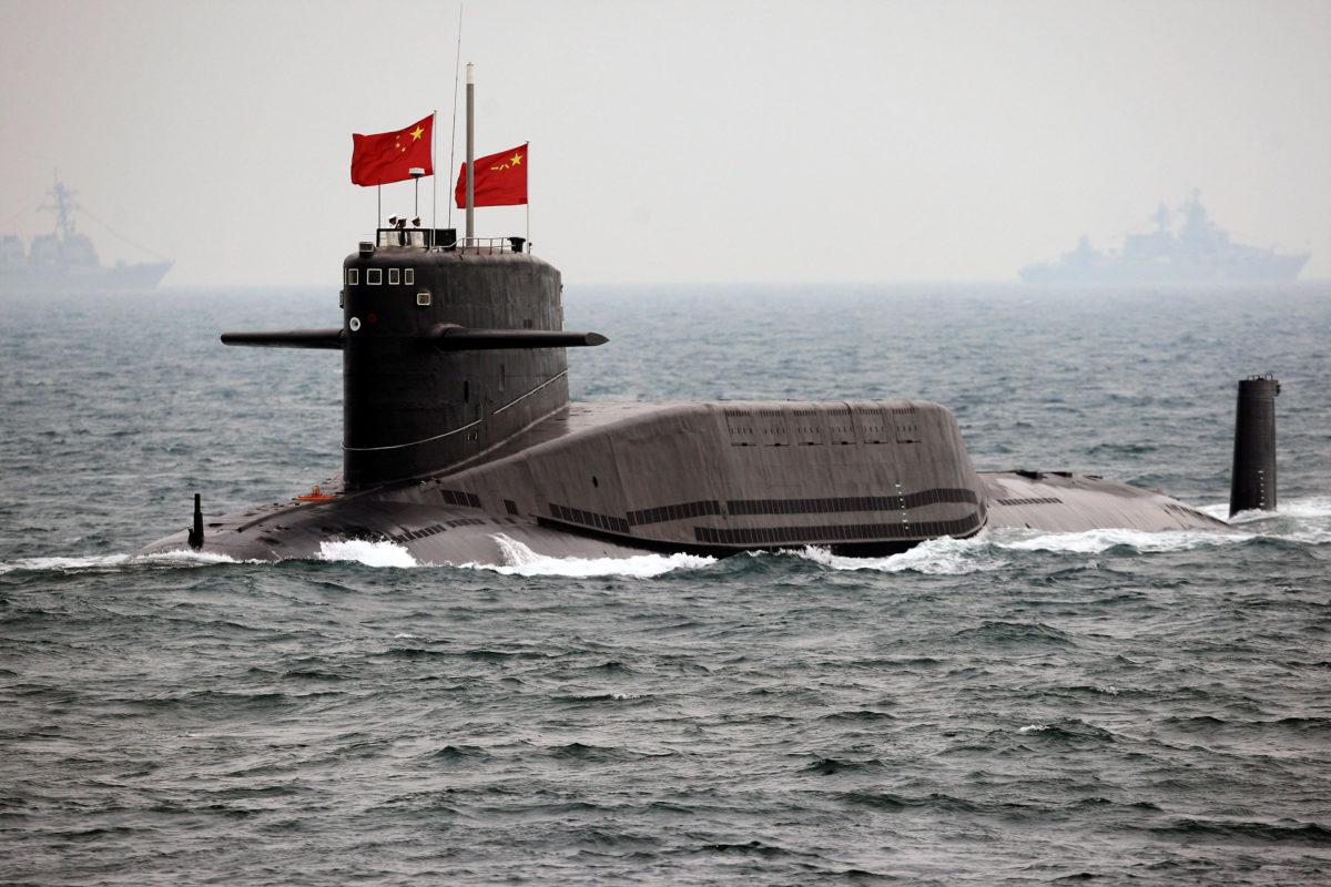 """""""Αυξανόμενη και ιδιαίτερα επιβλητική η παρουσία των υποβρυχίων του Πολεμικού Ναυτικού της Κίνας"""""""