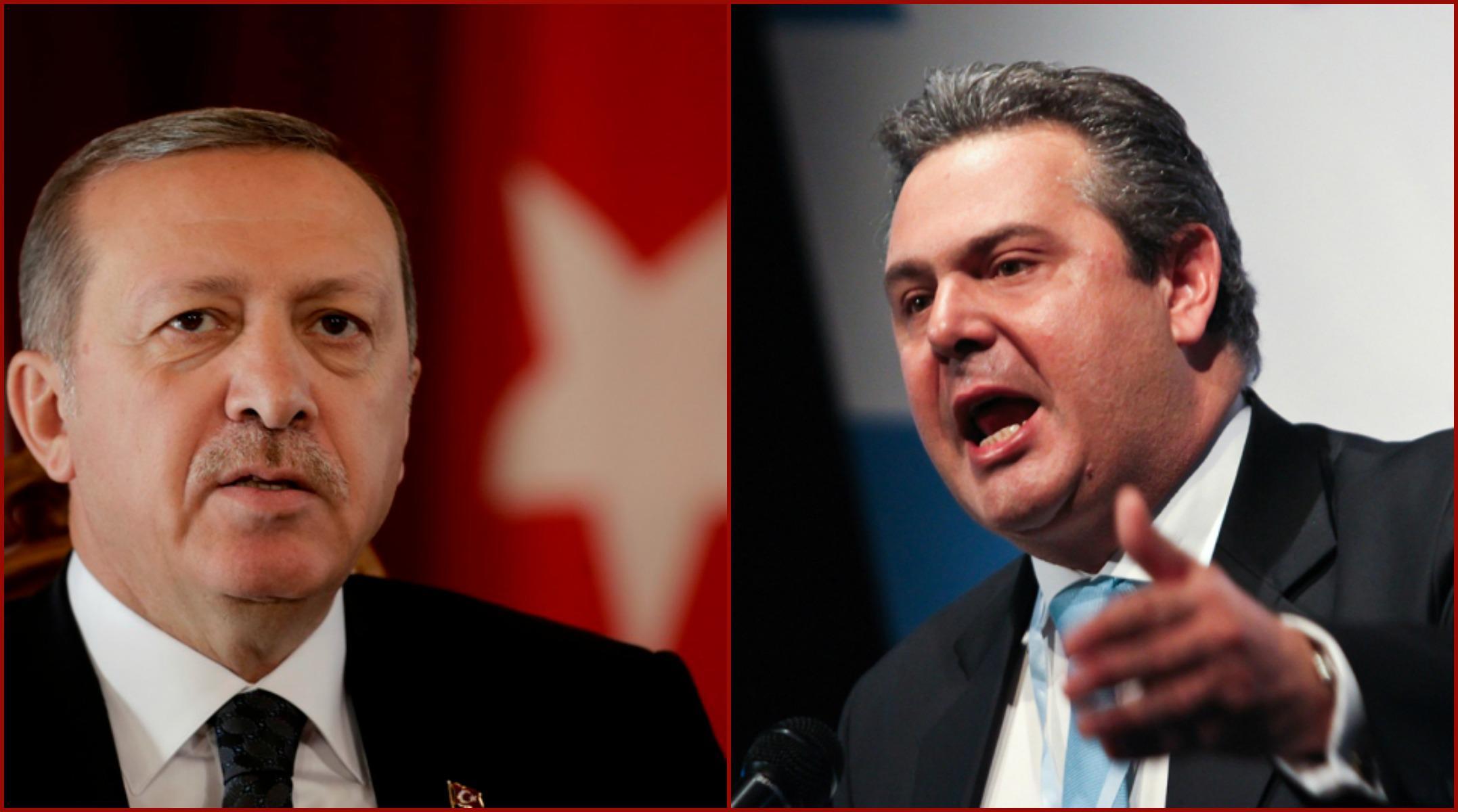Πάνος Καμμένος: «Πράξη εισβολής, εάν η Τουρκία πραγματοποιήσει γεώτρηση στην ΑΟΖ της Κύπρου»