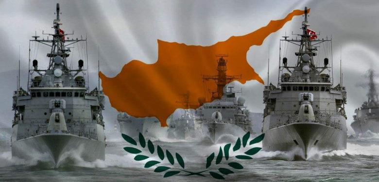 """""""Ατμόσφαιρα πολέμου"""" δημιουργεί η Τουρκία: 10 πολεμικά πλοία στέλνει η Άγκυρα στην Κύπρο"""