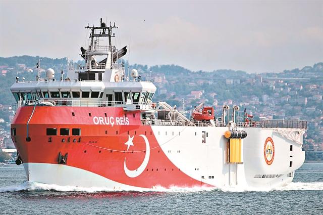 """""""Θερμό καλοκαίρι"""" ετοιμάζει η Άγκυρα στην Ανατολική Μεσόγειο"""