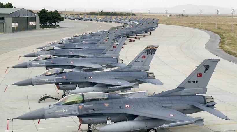 """Μετά τη Γαλάζια Πατρίδα των Τούρκων έρχεται και η """"Ουράνια Πατρίδα"""""""