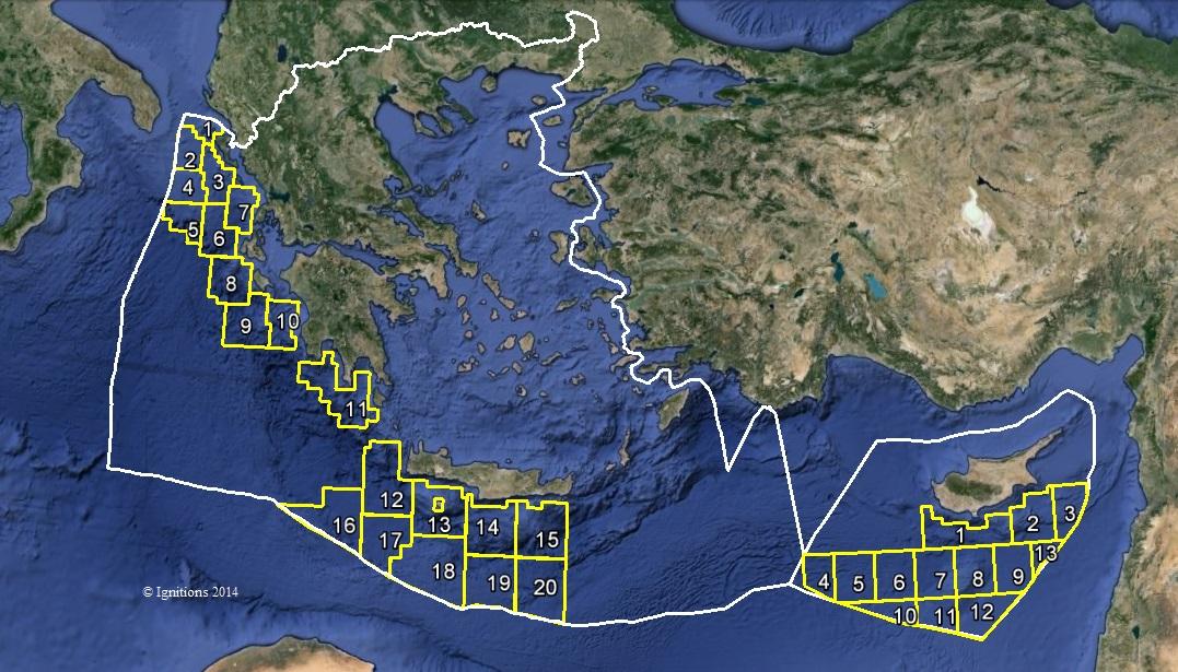 """""""Ο Νίκος Λυγερός για την ΑΟΖ & την Ενέργεια στο Αιγαίο & την Ανατολική Μεσόγειο"""" (Video)"""