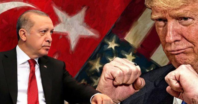 """""""Τέλος"""" τα εμπορικά προνόμια των ΗΠΑ στην Τουρκία"""