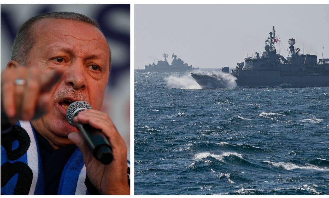 Τα «παιχνίδια» του Ερντογάν και η στάση της Ελλάδας (Vid)
