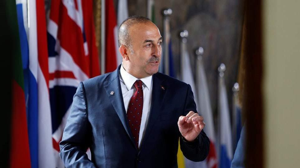Μ. Τσαβούσογλου «Θα συζητήσουμε με τη Ρωσία την απομάκρυνση των Κούρδων σε Μανμπίτζ-Κομπάνι»