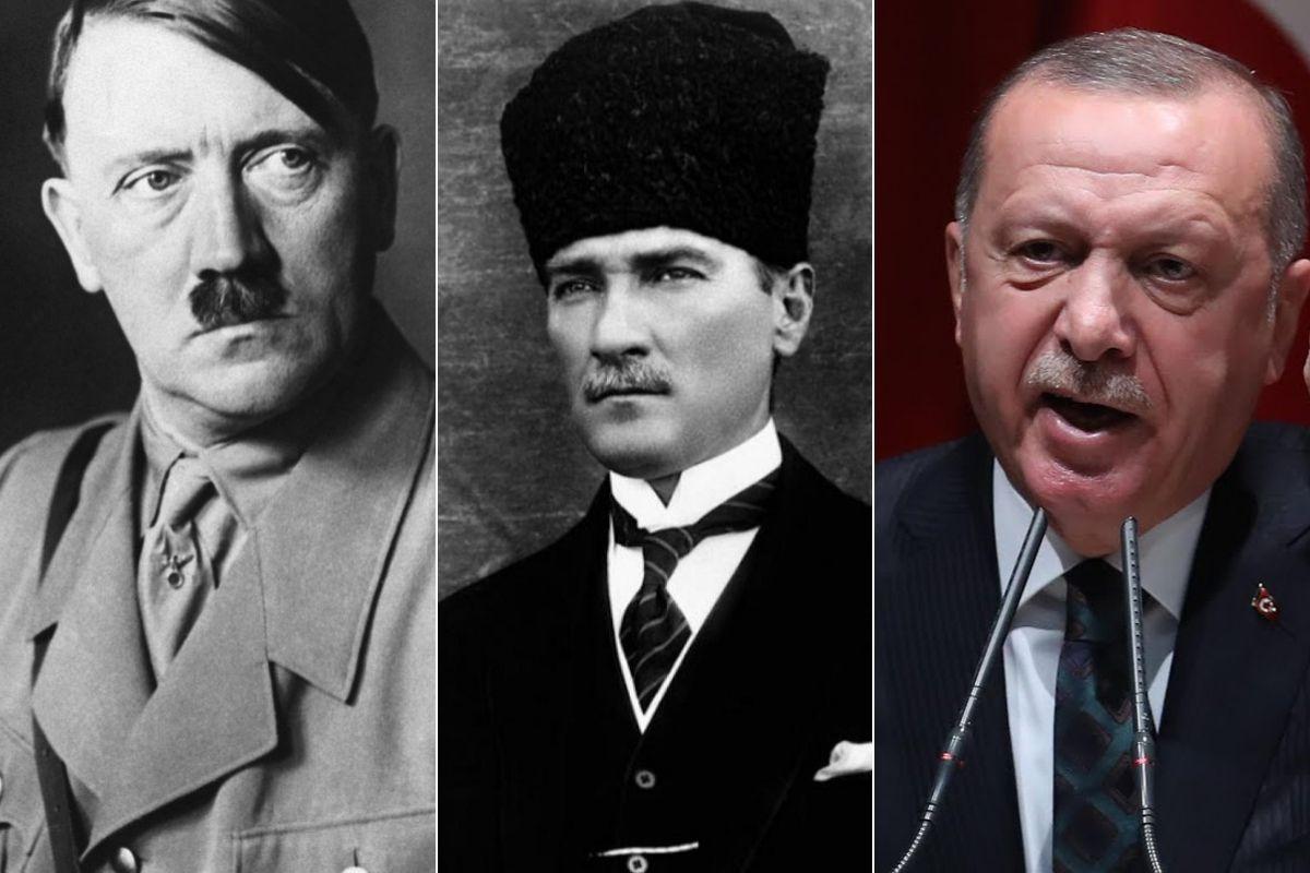 Σάββας Καλεντερίδης: Σύγκριση Χίτλερ και Ερντογάν – Δείτε τις συγκλονιστικές ομοιότητες των δύο ανδρών