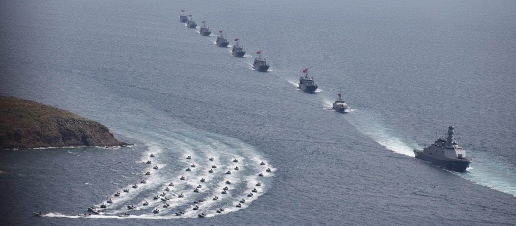 Οι Τούρκοι αρνήθηκαν πρόσκληση της Ελλάδας στη συμμαχική «ΝΗΡΗΙΣ 2019» στο Αιγαίο & προκαλούν με νέα δική τους ναυτική άσκηση