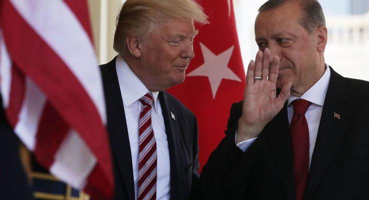 """""""Πυθία"""" οι ΗΠΑ για τους S-400 της Τουρκίας… Ο Τραμπ δεν αγγίζει τον Ταγίπ"""
