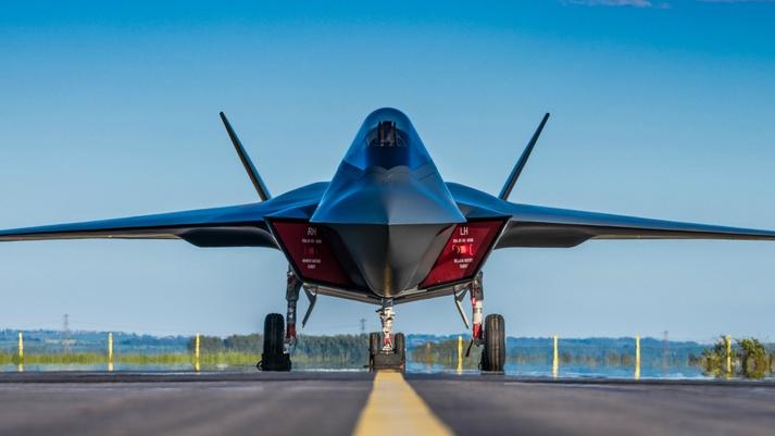 Το μοντέλο μαχητικού 6ης γενιάς της Μ. Βρετανίας «Tempest» έρχεται για να εκθρονίσει τα stealth μαχητικά F-35