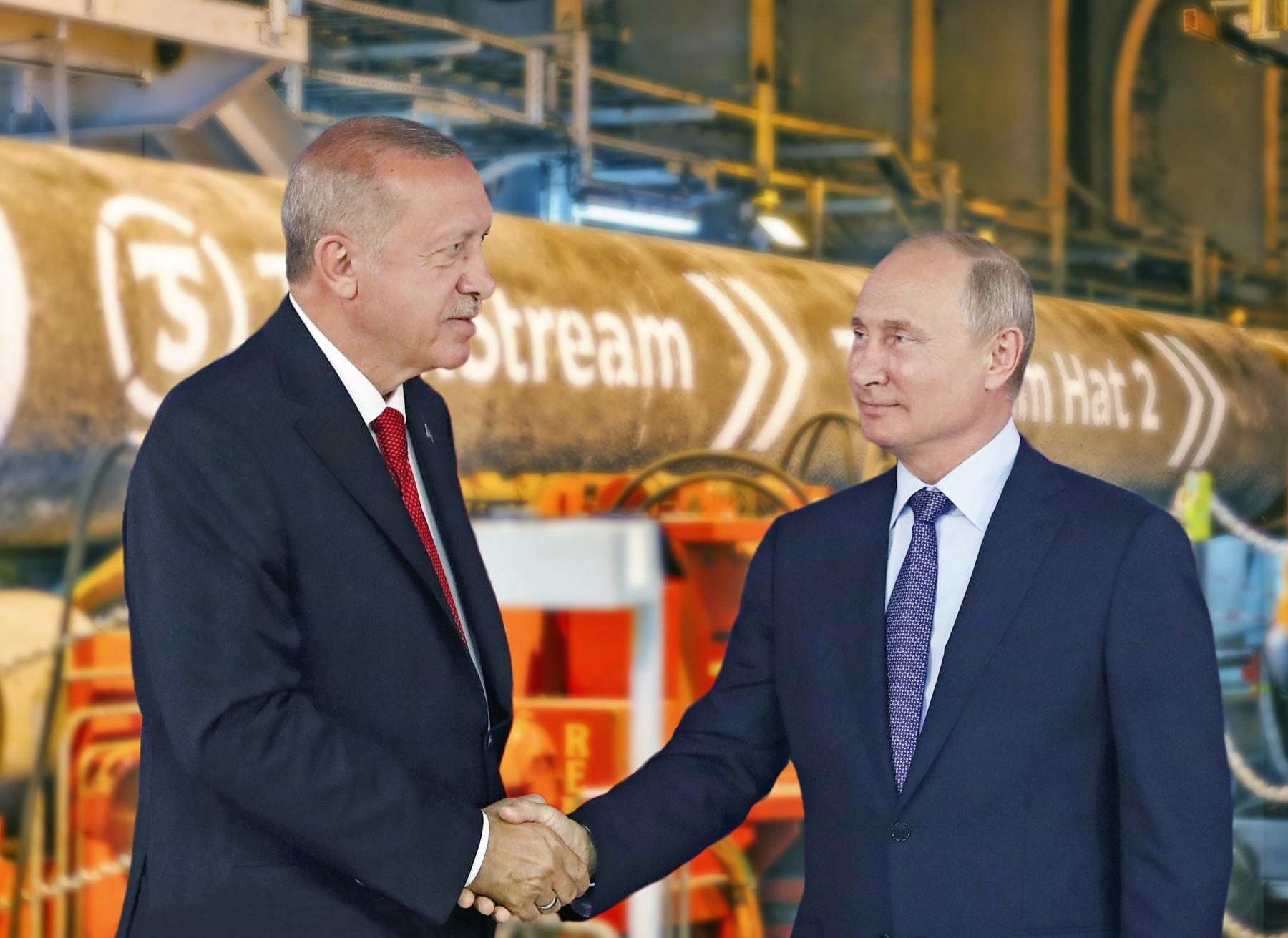Την Τουρκία θα επισκεφθεί τον Ιανουάριο ο Β. Πούτιν – Δεν κάνει πίσω για τους S-400 ο Ερντογάν