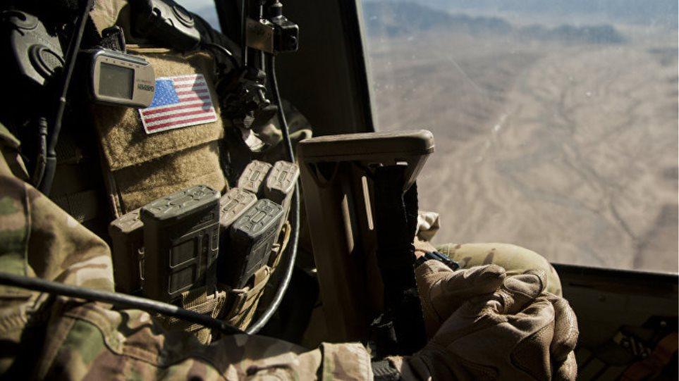 Αφγανιστάν: Δύο νεκροί Αμερικανοί στρατιώτες σε συντριβή ελικοπτέρου