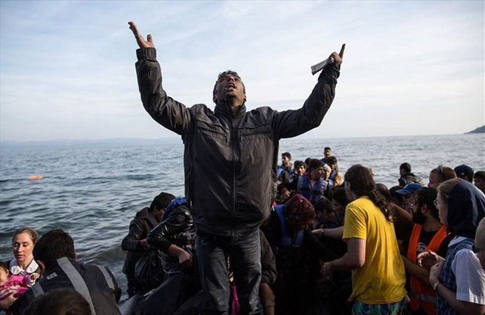 """""""Για χιλιάδες επαναπροωθήσεις προσφύγων από την Ελλάδα κάνει λόγο το γερμανικό Spiegel, επικαλούμενο τουρκικά έγγραφα…"""""""