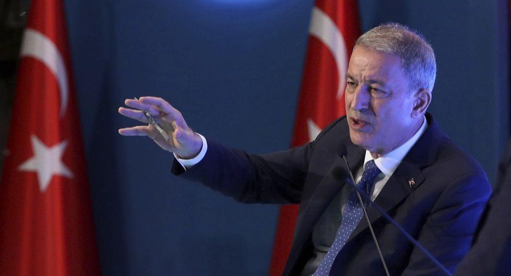 Προκλητικός ο Χ. Ακάρ: Απειλεί με νέα εισβολή στην Κύπρο «αν χρειαστεί…» (Vid)