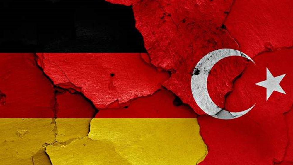 Θρίλερ ανάμεσα σε Γερμανία & Τουρκία – Σύλληψη Γερμανού νομικού συμβούλου για κατασκοπεία