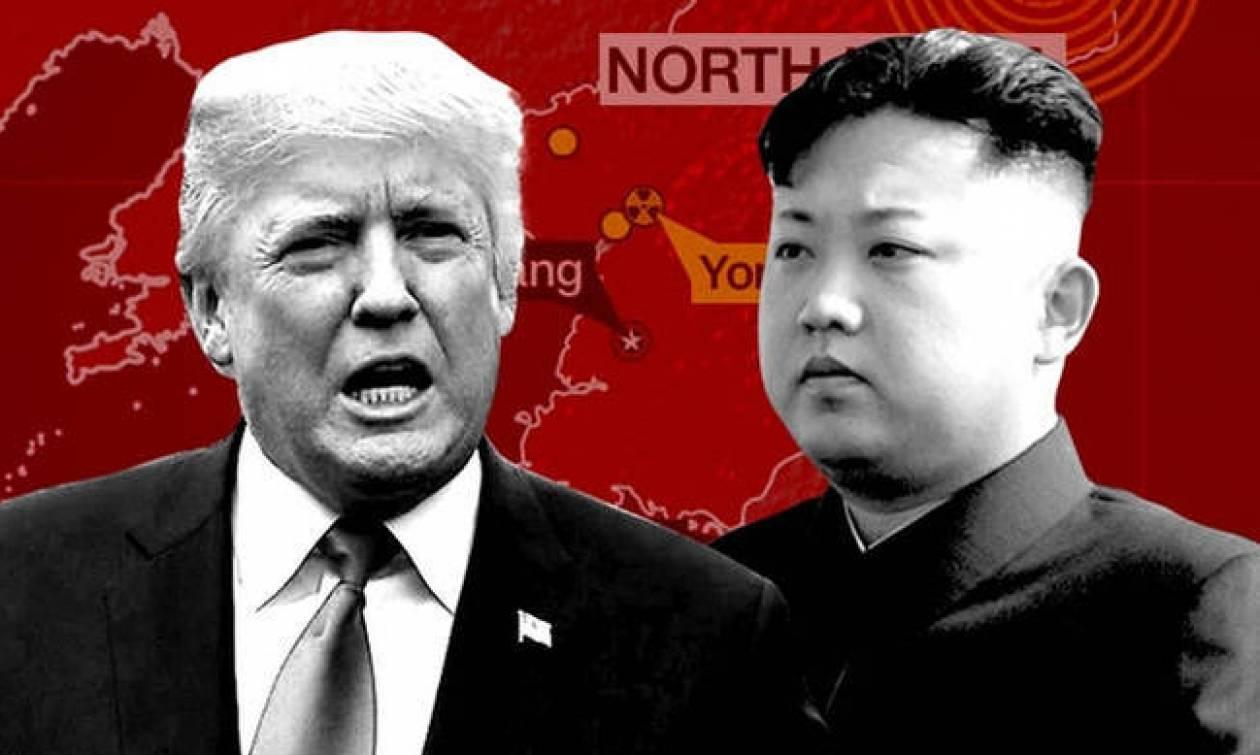 """Βόρεια Κορέα: """"Νέες αεροπορικές ασκήσεις υπό την επίβλεψη του Κιμ Γιονγκ Ουν…"""""""