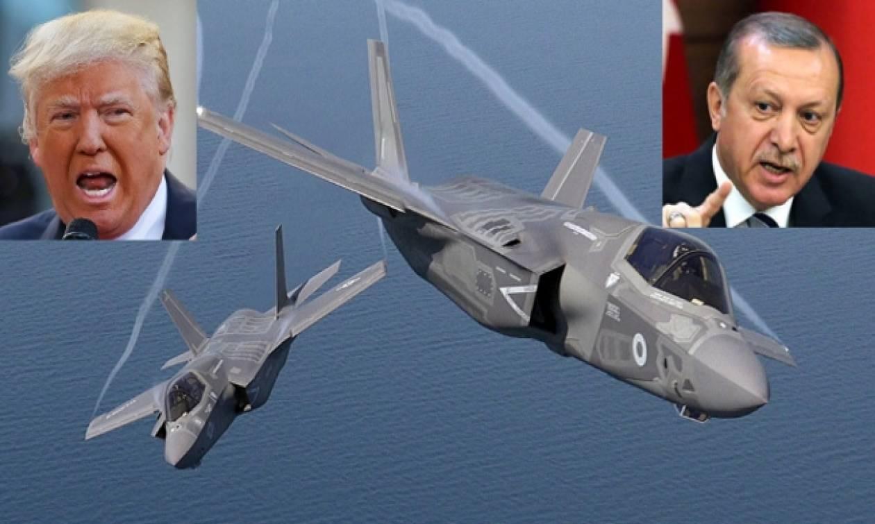 Ερντογάν: «Αν οι ΗΠΑ δεν αλλάξουν στάση για τα F-35, η Τουρκία θα ψάξει για εναλλακτικές…»