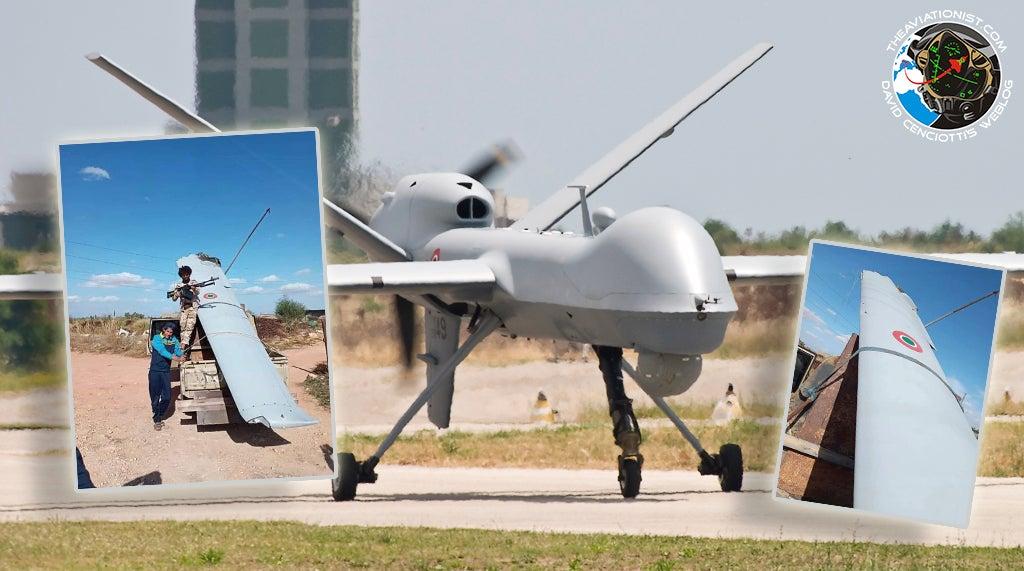 «Η Λιβύη κατέρριψε οπλισμένο ιταλικό MQ-9A Predator B – Απειλές LNA σε Ιταλία-Τουρκία…»