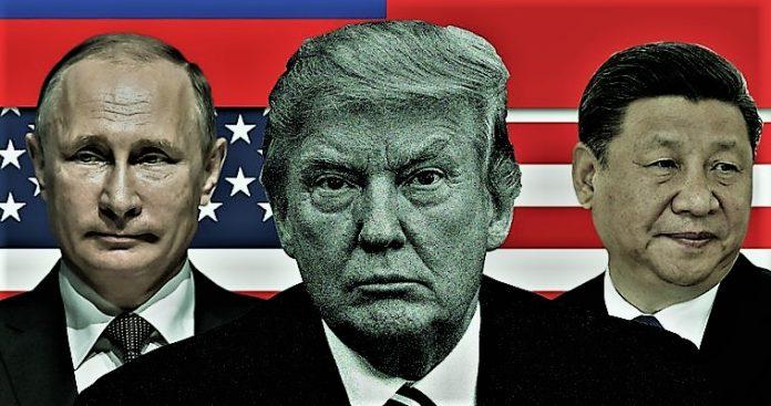 """ΗΠΑ: """"Σε πορεία σύμπλευσης με την Ευρώπη, εναντίον Ρωσίας & Κίνας…"""""""