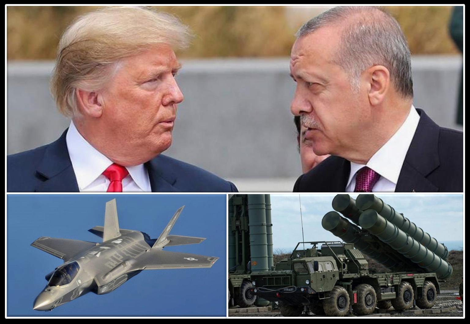 Ο Ερντογάν εξαπάτησε τον Ντ. Τραμπ: Άλλα συμφώνησαν για τους S-400, και άλλα έκανε…