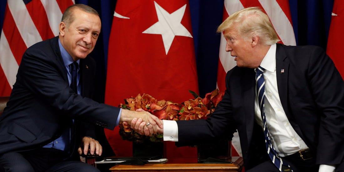 «Τί σημαίνει η συνάντηση Τραμπ & Ερντογάν για την Ελλάδα…»