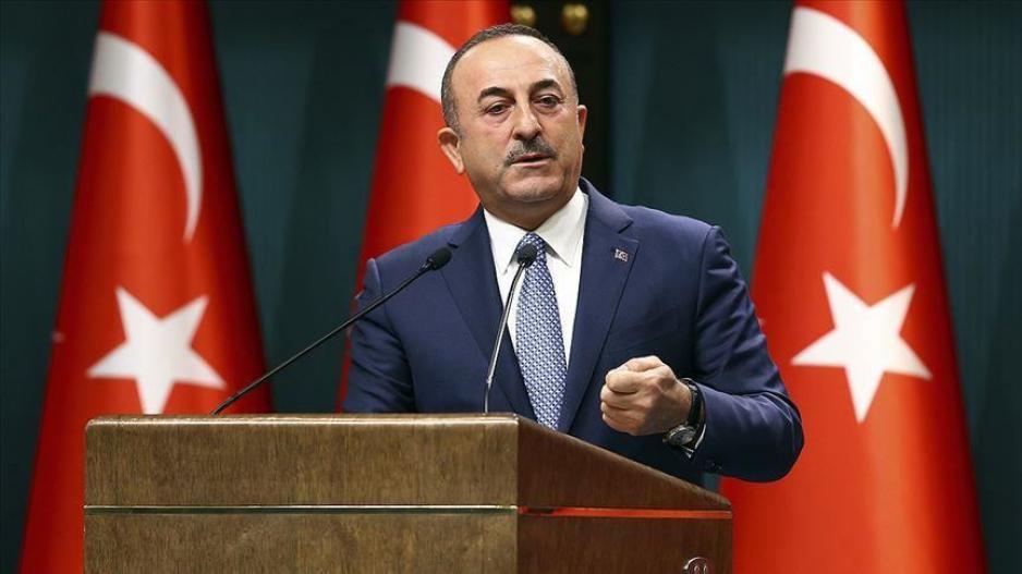 Μ. Τσαβούσογλου: «Δεν θα καθίσουμε στο τραπέζι των διαπραγματεύσεων υπό τους υφιστάμενους όρους για την Κύπρο…»