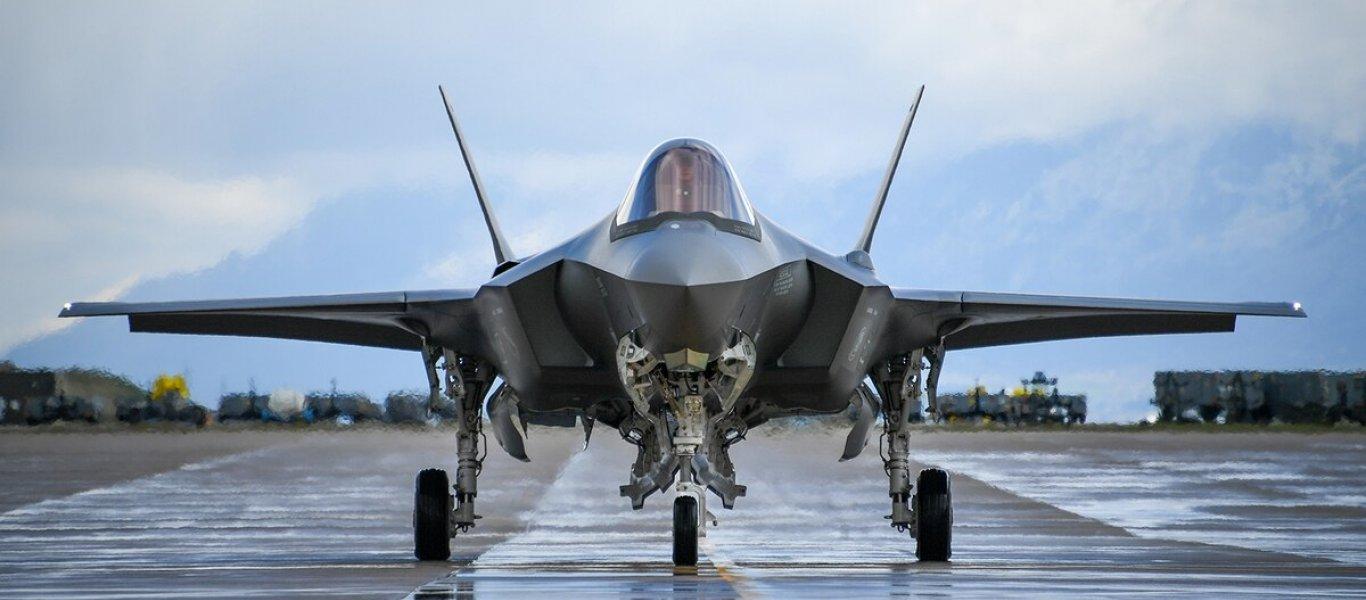 Αμερικανικό Πεντάγωνο: «Έχουμε πολλά προβλήματα με τα F-35 – Χαλάνε συνεχώς…»