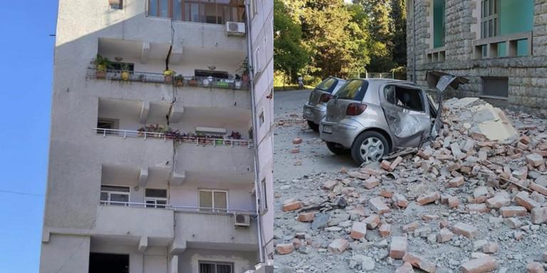 """Ιλίρ Μέτα: """"Η Αλβανία επλήγη από ένα κύμα σεισμών, που όμοιό του δεν υπήρξε στο παρελθόν…"""""""