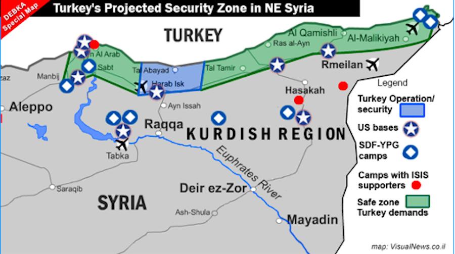 Τουρκία: Πως η «Πηγή Ειρήνης» θα βοηθήσει την αναγέννηση του ISIS