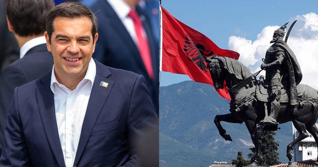 """Α. Τσίπρας για Αλβανία: """"Σύνδεση της ενταξιακής πορείας με τον σεβασμό των δικαιωμάτων της μειονότητας…"""""""