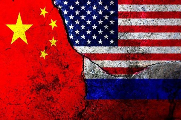 """""""Οι κρίσιμες ισορροπίες στο τρίγωνο ΗΠΑ, Ρωσίας & Κίνας και ο ρόλος της Ελλάδας…"""""""