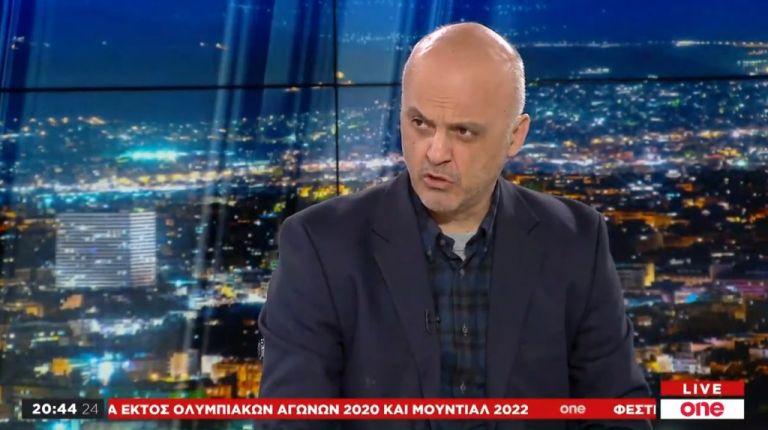 """Γ. Μαντέλας στο One Channel: """"Πώς θα αντιδράσει η Ελλάδα, εάν κάποιο τουρκικό σκάφος εγκατασταθεί κοντά στη νότια Κρήτη"""""""