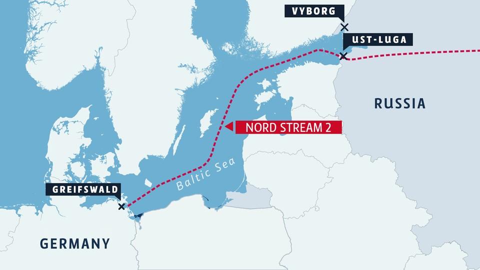 Νέα εξέλιξη για τον αγωγό NordStream 2 – Διακόπτουν τη συνεργασία τους οι Ελβετοί με τους Ρώσους