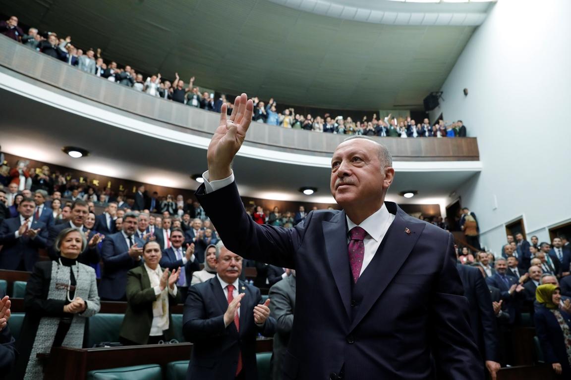 """Στη Βουλή της Τουρκίας το νομοσχέδιο για την αποστολή """"στρατιωτικής υποστήριξης"""" στη Λιβύη"""