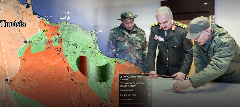 Λιβύη: Οι δυνάμεις του Χ. Χάφταρ έτοιμες για επίθεση στην Τρίπολη με την υποστήριξη μαχητικών από Ηνωμένα Αραβικά Εμιράτα & Αίγυπτο..;