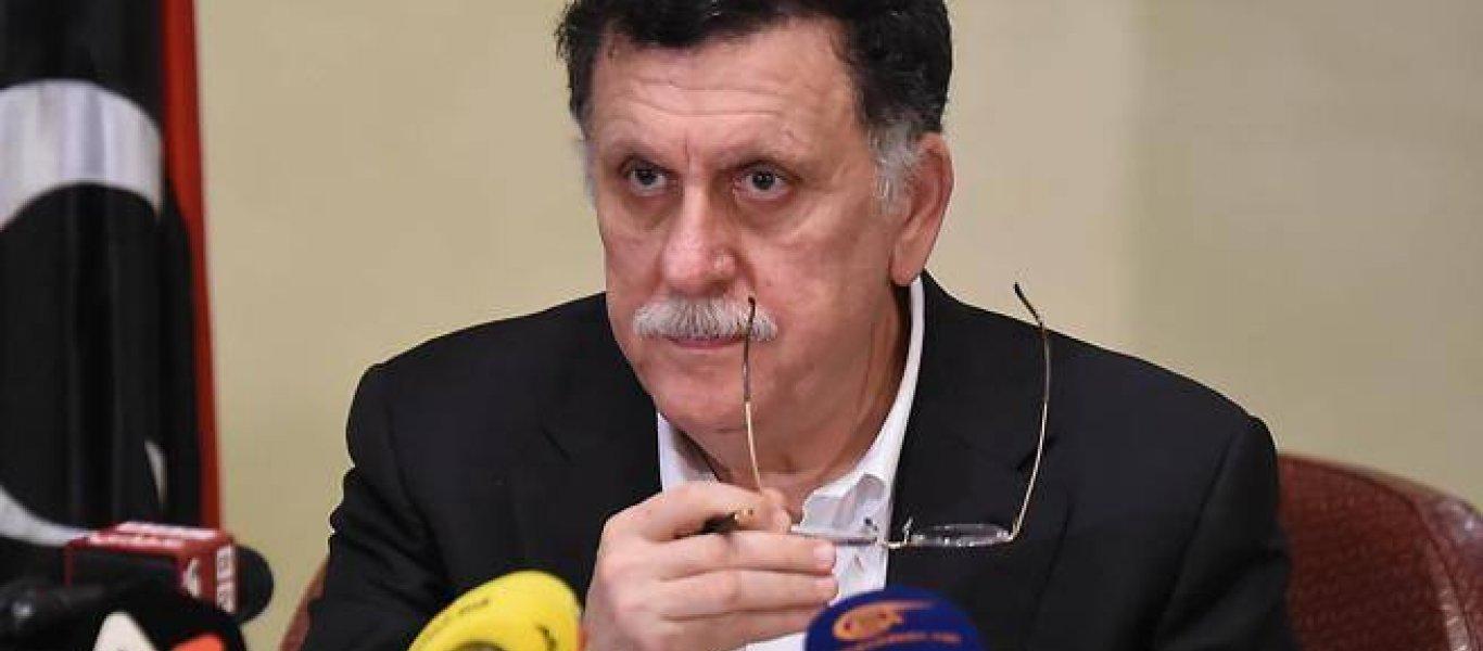 Προκλητικός ο Φαγιέζ Αλ Σαράτζ: «Μα καλά πιστεύουν οι Έλληνες ότι είμαστε τόσο αδύναμοι;»