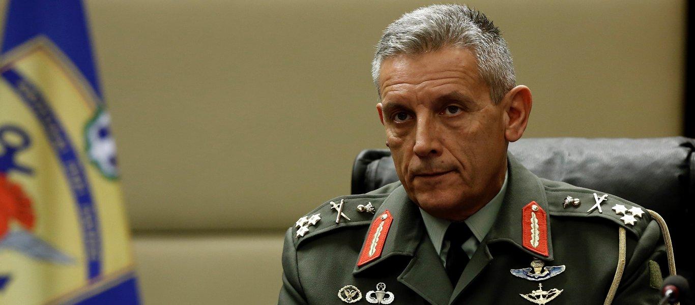 """Διοικητής 1ης Στρατιάς Κ.Φλώρος για Τουρκία: «Τα """"σκυλιά"""" στη γειτονιά μας αλυχτάνε, αλλά θα τους τσακίσουμε στο κεφάλι»"""