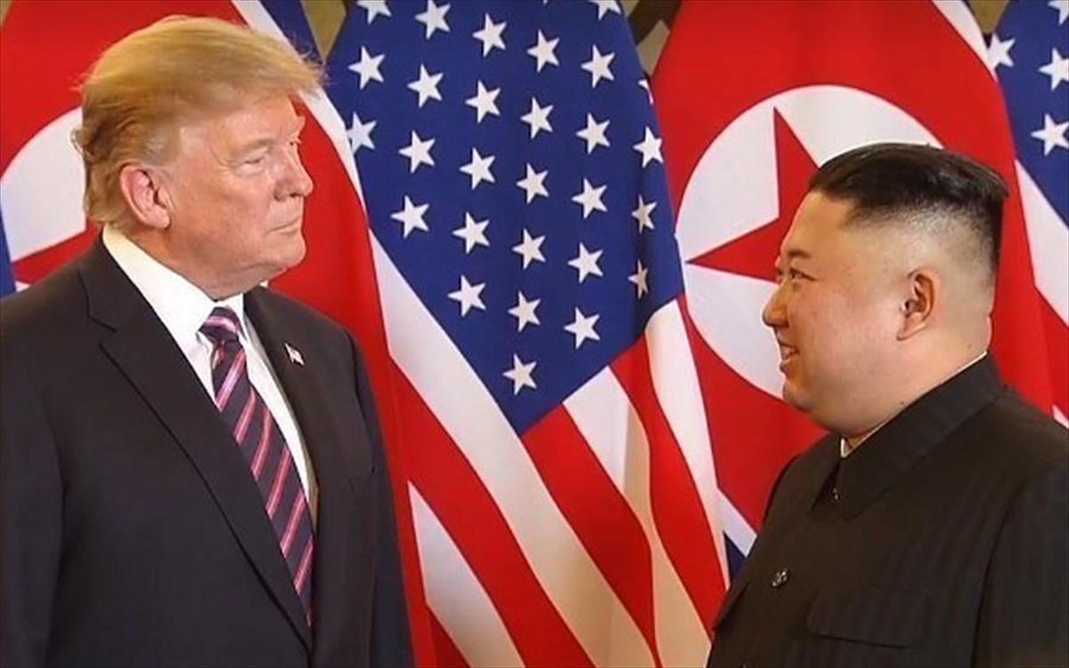 Βόρεια Κορέα: «Γεροξεκούτης» ο Τραμπ – Πάσχει από «άνοια» και «έχει υποτροπιάσει»