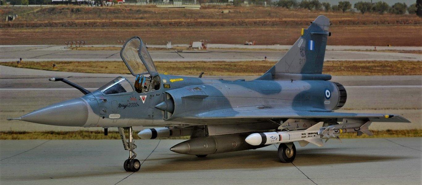 «Κλίμα» προσπαθούν να φτιάξουν οι Τούρκοι με φωτό Mirage 2000 να έχει «λοκάρει» τουρκική φρεγάτα – Ποια είναι η αλήθεια