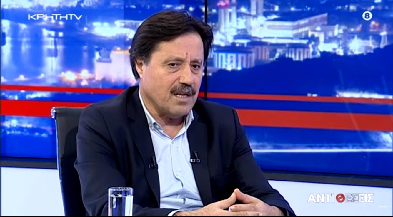 """Σάββας Καλεντερίδης: Ο γεωπολιτικός """"ανταγωνισμός"""" Ελλάδας & Τουρκίας (Vid)"""