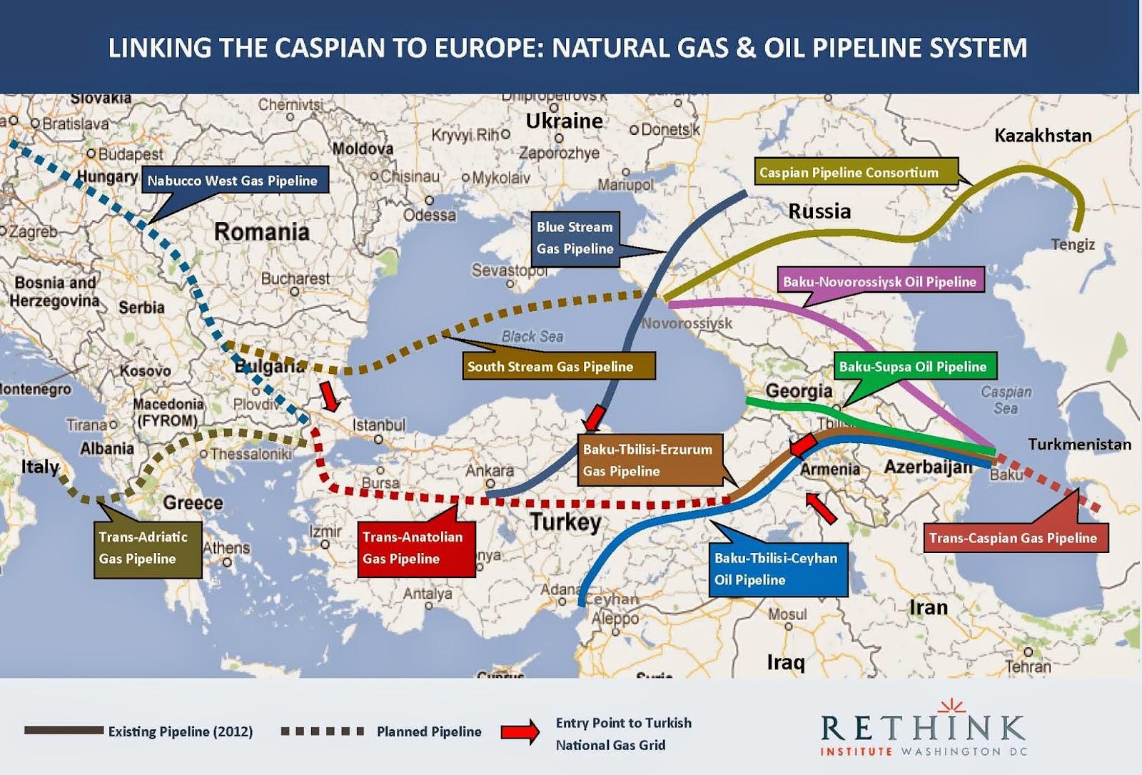 """Αυτοί είναι οι τρεις """"γιγάντιοι"""" αγωγοί φυσικού αερίου που εγκαινιάζει η Ρωσία"""