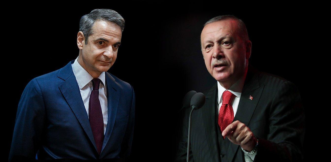 """Πρόεδρος της Τουρκίας: """"Οι Έλληνες τρελάθηκαν με το Μνημόνιο Άγκυρας-Τρίπολης.."""""""