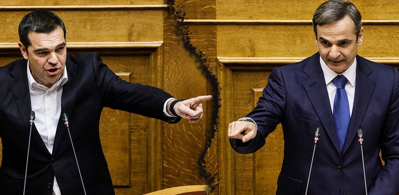 """Πολιτική αντιπαράθεση ΝΔ & ΣΥΡΙΖΑ για την """"απουσία"""" της Ελλάδας από τη Διάσκεψη στο Βερολίνο για το ζήτημα της Λιβύης"""