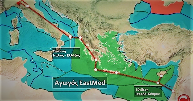 """Γ. Αδαλής: """"EastMed & LNG θα είναι η μεγάλη ευκαιρία της Ελλάδας"""""""