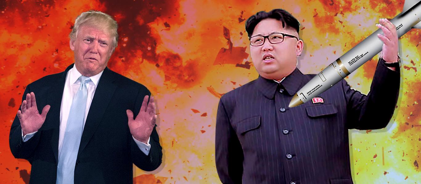 """Κιμ Γιόνγκ Ουν: """"Ο κόσμος θα δει ένα νέο στρατηγικό όπλο να αναπτύσσεται από τη Β. Κορέα στο εγγύς μέλλον"""""""