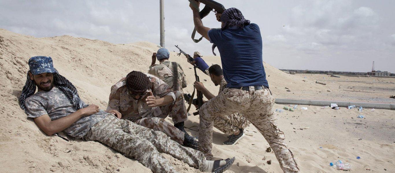 """Αποκλειστικό βίντεο-ντοκουμέντο: Σύρους μαχητές """"με αεροπλάνο"""" στέλνει η Τουρκία στη Λιβύη"""