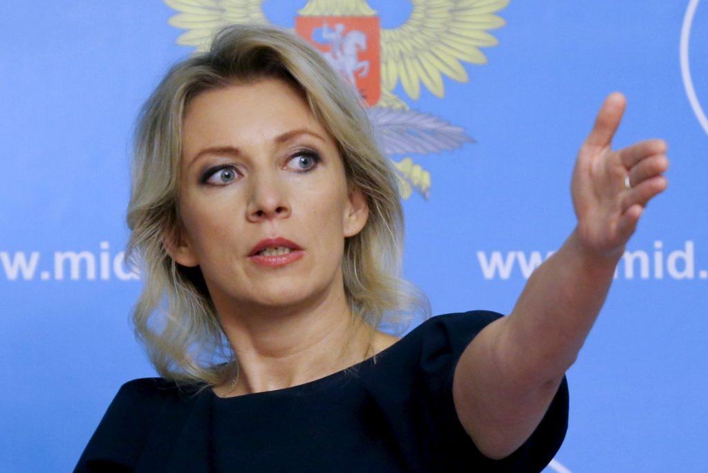 """Μ. Ζαχάροβα: """"Τέλος στα σενάρια περί δήθεν αναγνώρισης της ΤΔΒΚ από τη Ρωσία"""""""