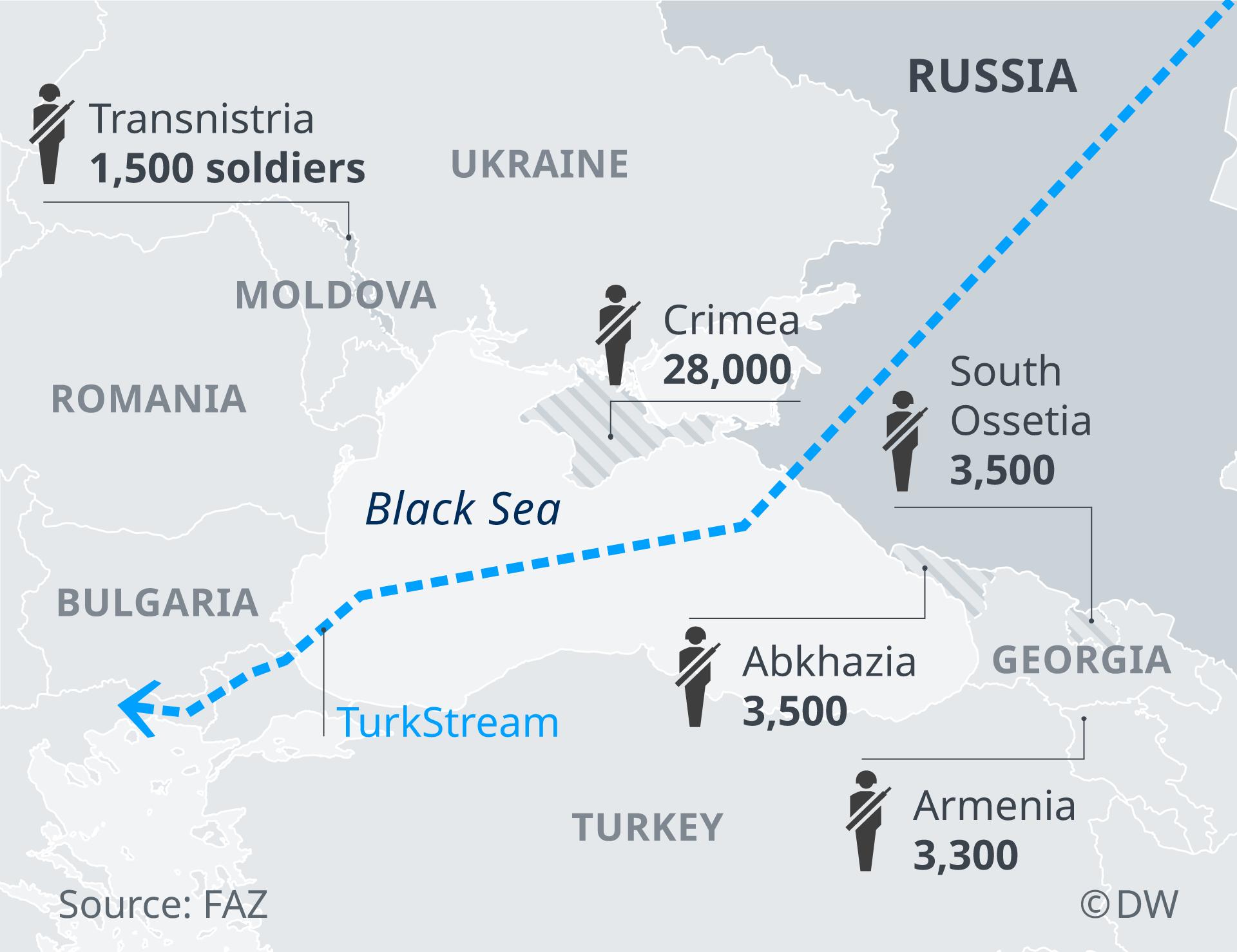 Η Μόσχα ξεκίνησε την προμήθεια φυσικού αερίου σε Ελλάδα, Βουλγαρία & Σκόπια μέσω του αγωγού «TurkStream»