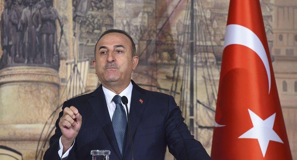 """Το """"ευχαριστώ"""" του Υπουργού Εξωτερικών της Τουρκίας Μεβλούτ Τσαβούσογλου στην Ελλάδα"""